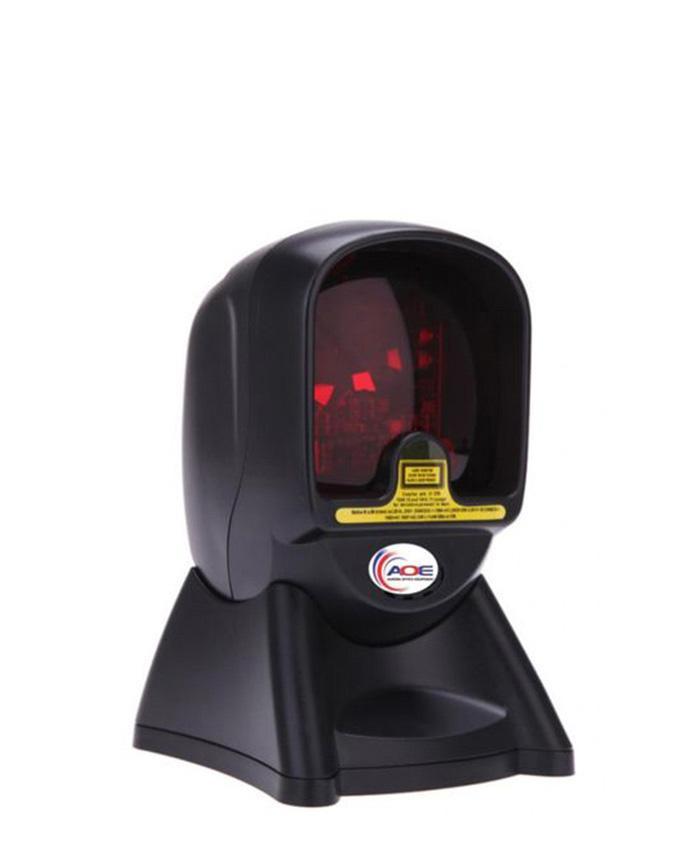 Omni Directional Presentation Barcode Scanner - ABS-7190 - Black