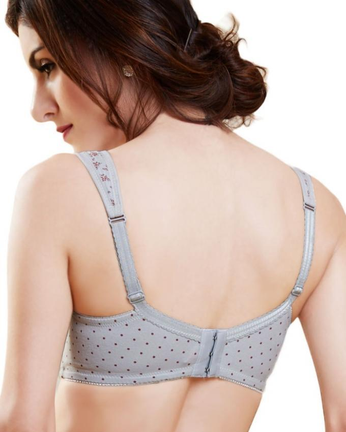 19d090957e4f7 Grey Pregnant Women Front Closure Thin Padded Comfortable Push Up Bra  Buy  Sell Online   Best Prices in Pakistan