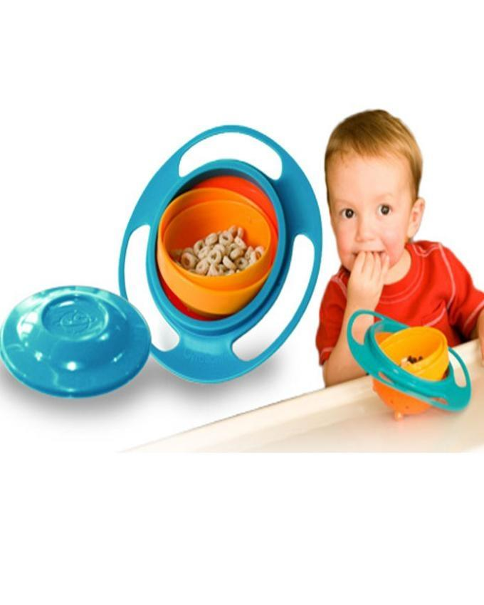 360' Non Spill Bowl With Traditional Methods Cups, Dishes & Utensils
