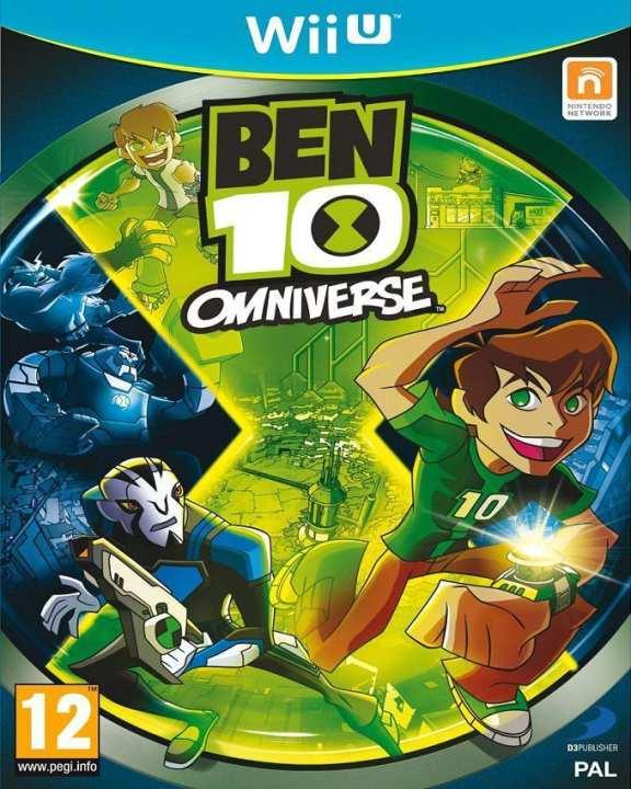 Ben 10 Omniverse - WII U – NTSC