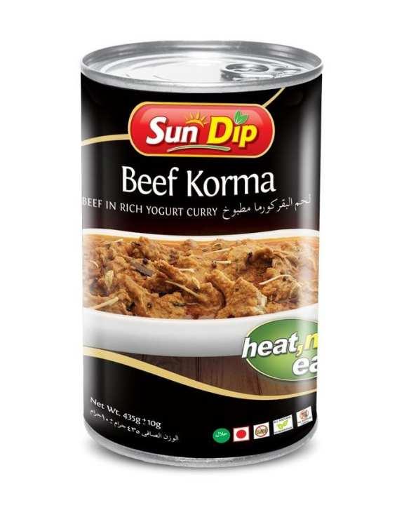 Beef Korma 435gm