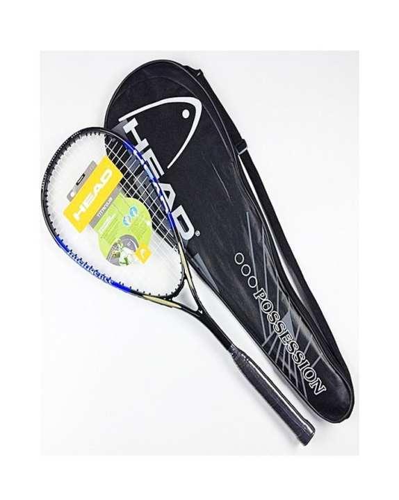 Titanium Squash Racket - Multicolour