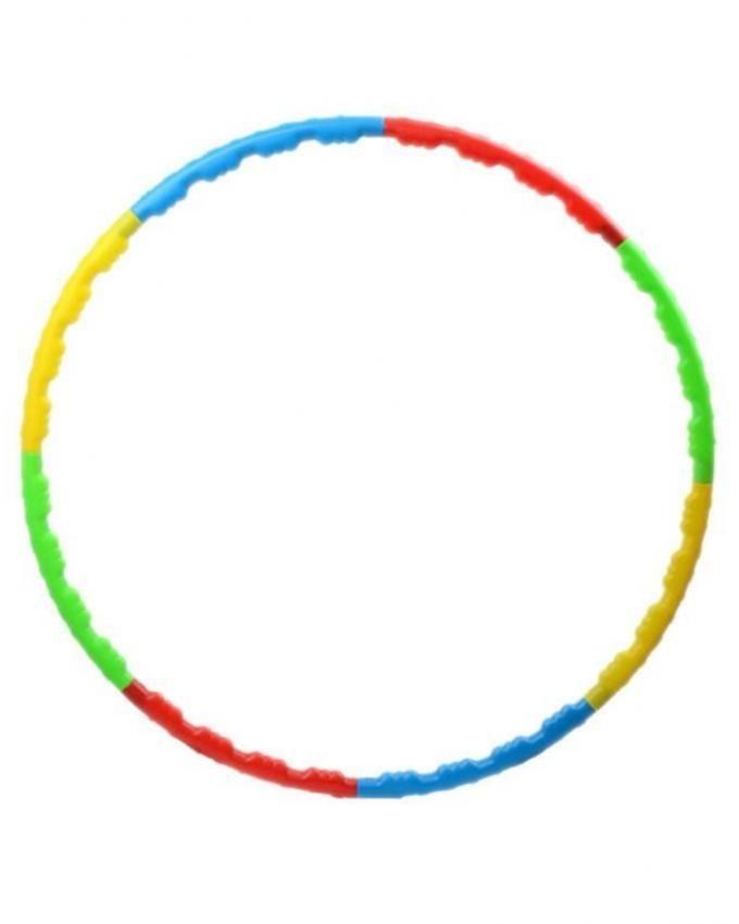 Fitness Hula Hoop - Supreme Quality - Multicolour