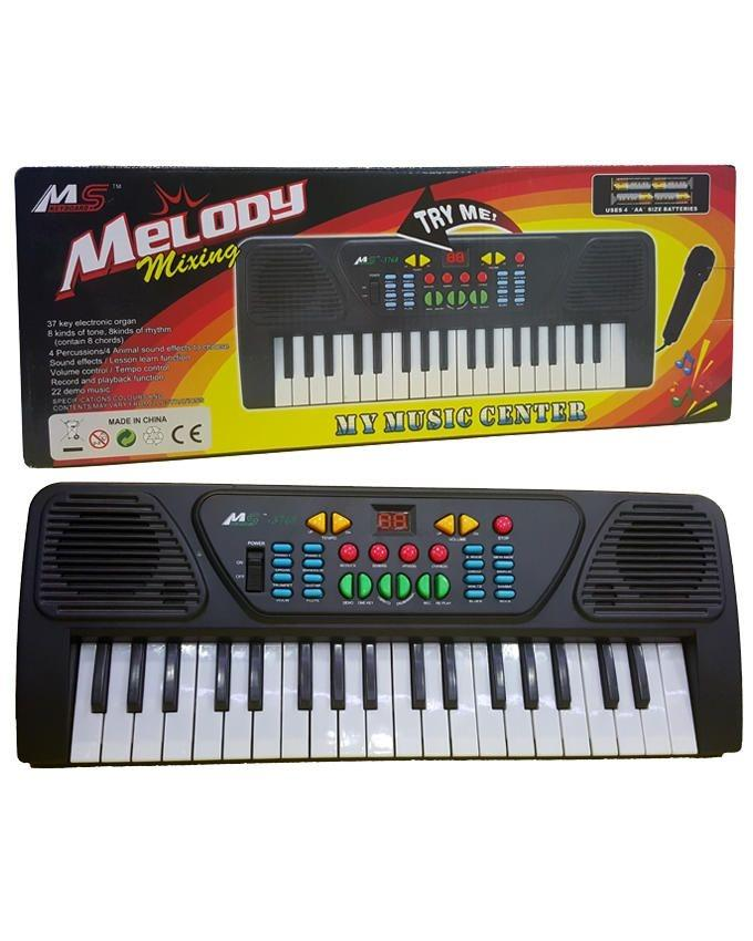 Melody Mixer - Electronic Piano With Recording & Playback