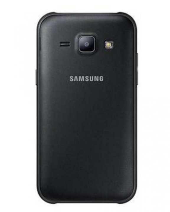Body Replacement Back for Samsung Galaxy J1-Ace - Black
