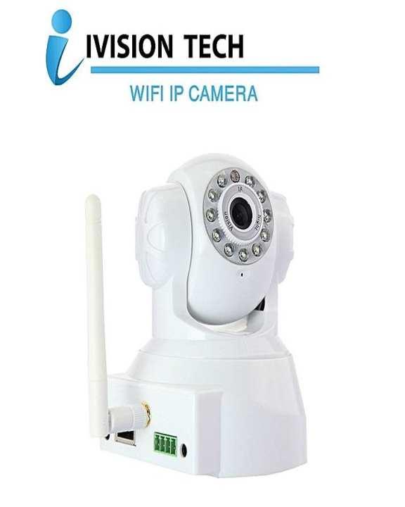 Ivision -Smart- Wifi - Ip Camera