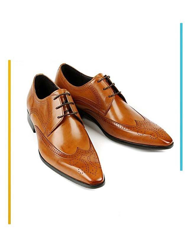 9b90763d834 Buy Echange Formal Shoes at Best Prices Online in Pakistan - daraz.pk