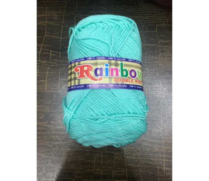 Rainbow Double Knit - Yarn Ball