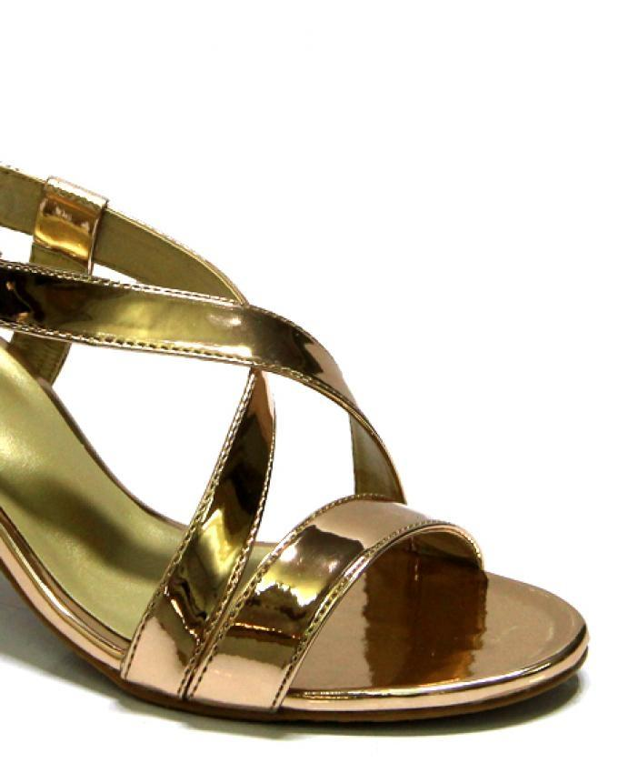 0112-2487 Peach Shoes For Women