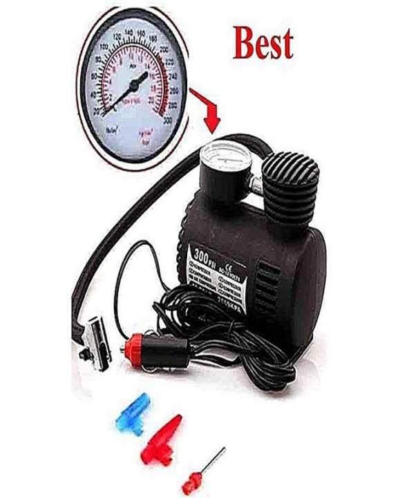 - Best 12V Electric Car Air Pump Car Air Compressor Tire Infiltrator