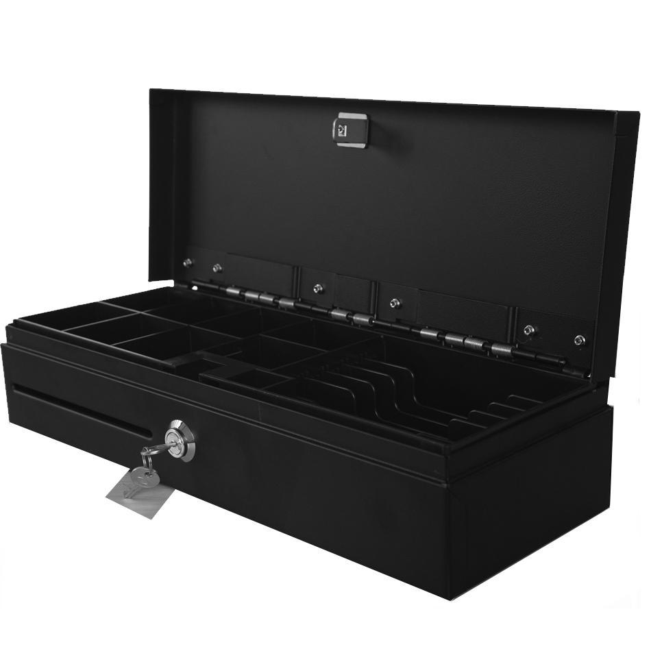 PCD-436  Electronic Cash Drawer - Black