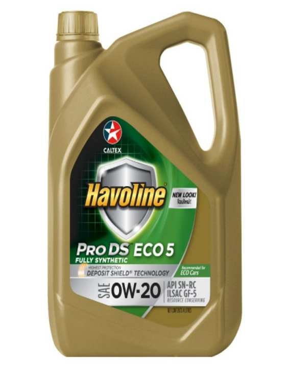 Havoline ProDS Fully Synthetic ECO 5 SAE 0W20