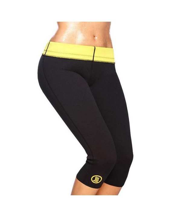 Hot Shaper Pant - Black