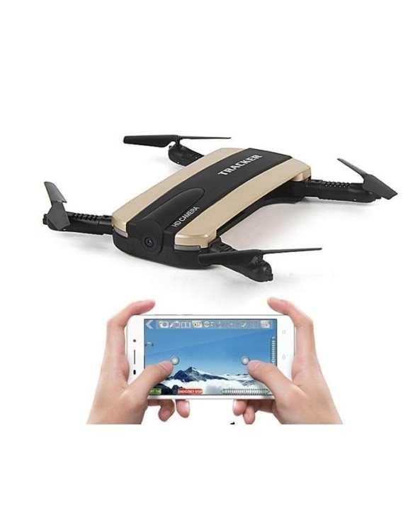 523 Foldable Popular Beginner Drone - Gold