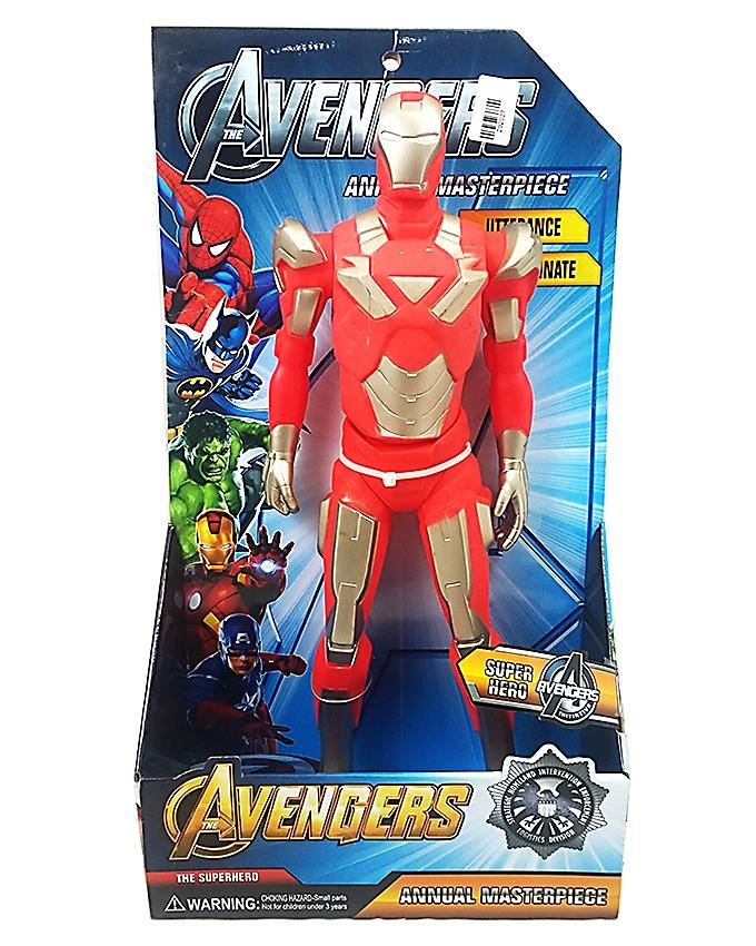 9806 - Iron Man - Avengers Collection - Red
