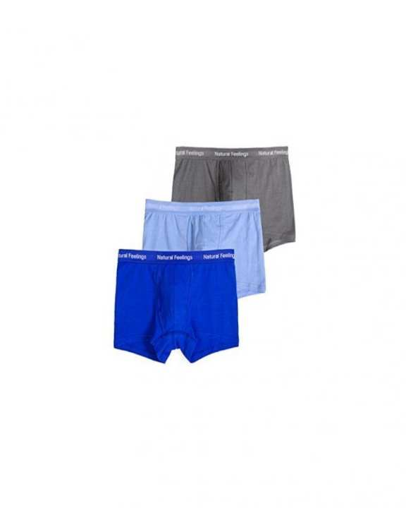 Pack Of 3 Boxer Shorts For Men