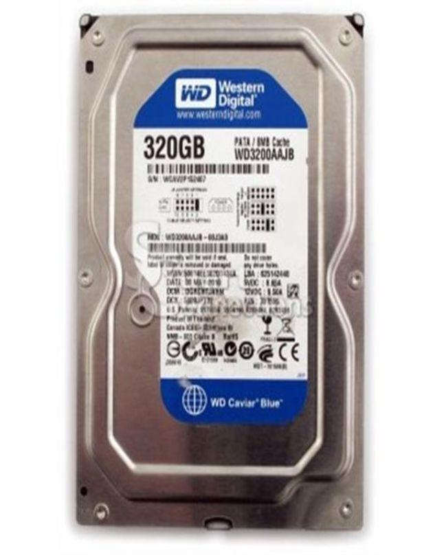 7200.12 320 GB Hard Drive SATA