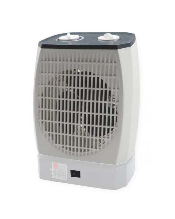 CM AB-19 Fan Heater - 200 Watt - White
