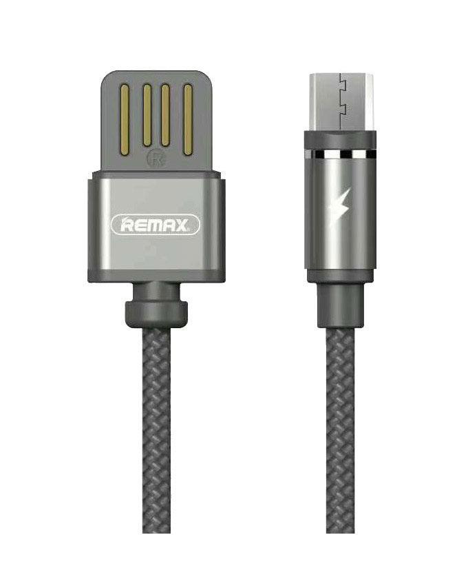 Remax Gravity Series Micro Usb Data Cable For Android Rc-095M - Black