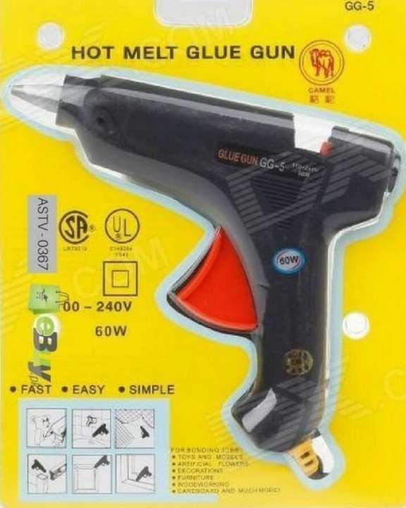 Fast Hot Melt Glue Gun 60 Watt