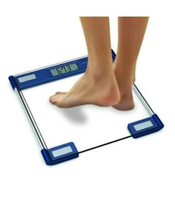 Camry Digital Body Weight Scale Electronic Personal Machine  , Transparent Glass