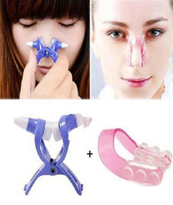 Nose Up Lifter + Nose Bridge Straightener Straightening Beauty Clip