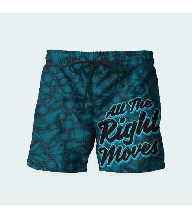 All The Right Chess Moves Shorts