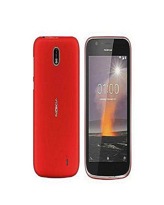 """1 N1 - 4.5"""" 1Gb Ram - 8Gb Rom - 5 Mp Camera 2Mp Front- Red"""