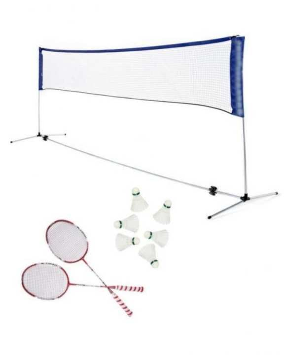 Pack of 3 - Badminton Set - Multicolor