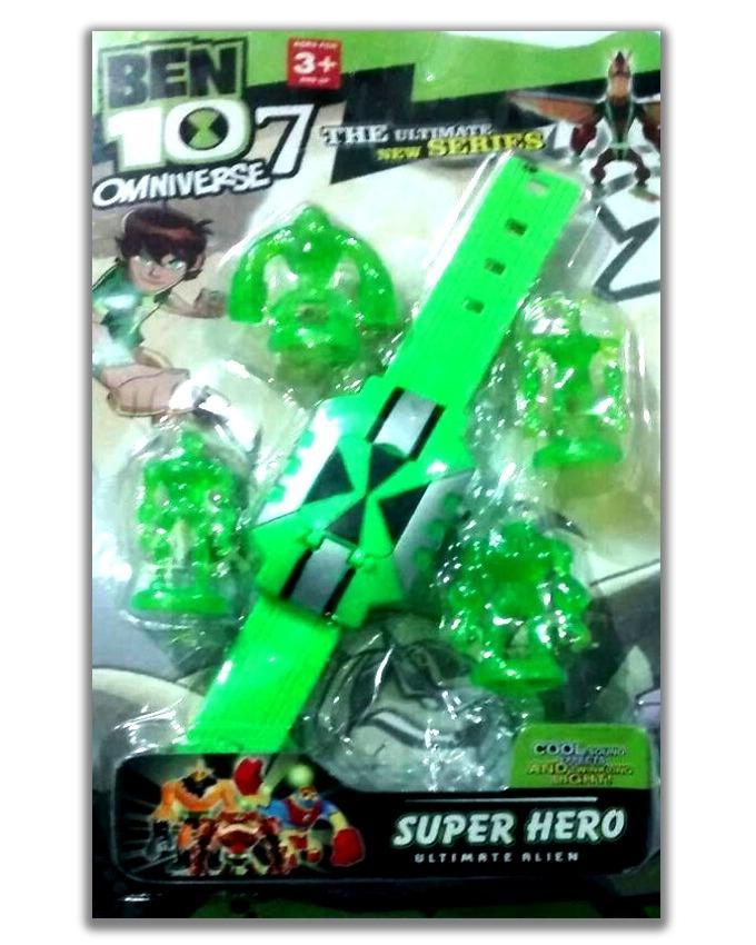 Ben 10 Ultimate Watch - Green