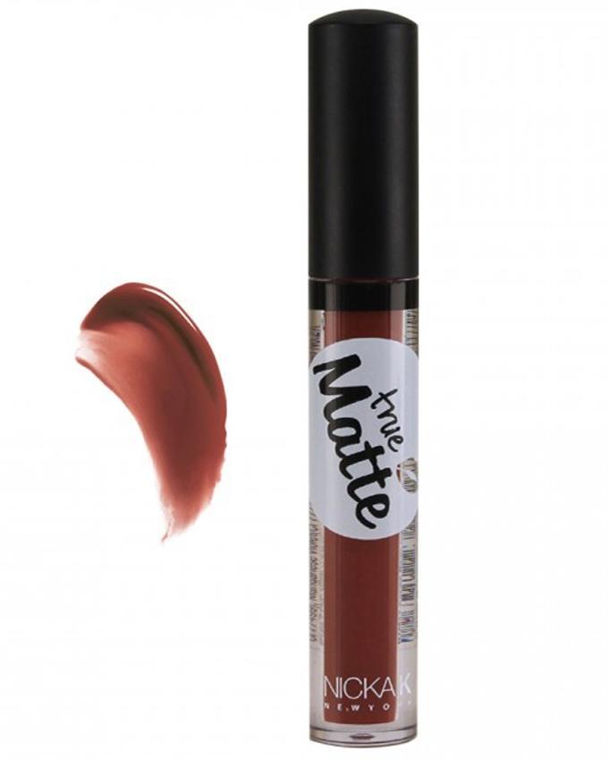 True Matte Lip Color - Cocoa Bean