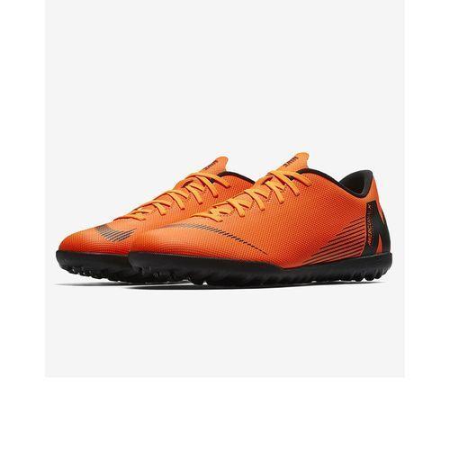 Total Orange Mens Soccer Vaporx 12 Club TF - Total Orange   White-Total  Orange 0aaa0b3edd