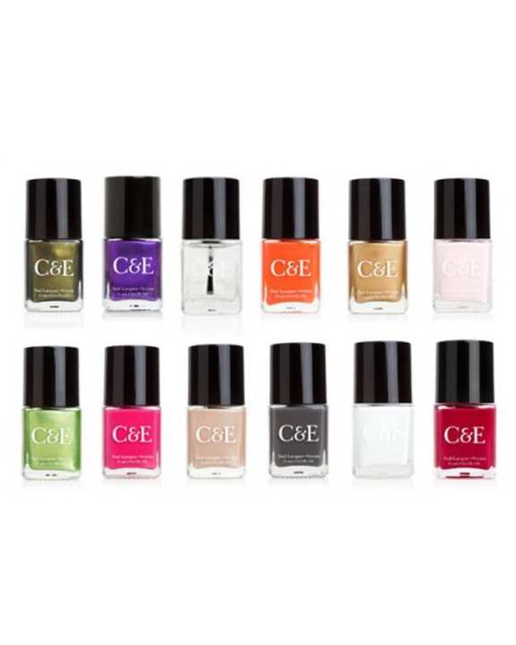 Nail Paints - Pack of 12