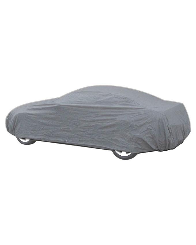 Anti-UV and Dust Waterproof Car Body Cover for Corolla & Honda 2000-2014 - Grey