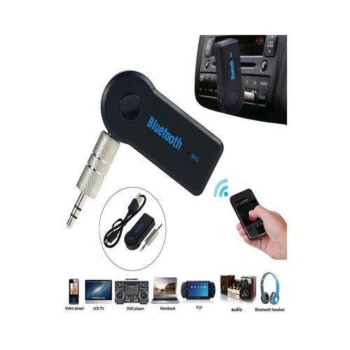 Alphatronix High Quality Car Bluetooth Transmitter/Receiver - Black