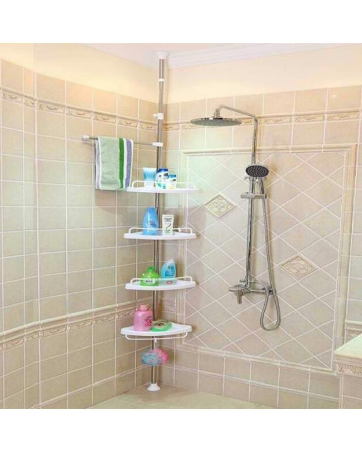 Multi Layer Corner Bathroom Shelf: Buy Sell Online @ Best Prices in ...