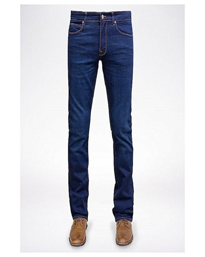 Blue Denim Pant For Men Samina'S Home Tex