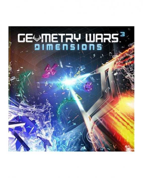 Geometry Wars 3: Dimensions - PS3 [Digital Code]