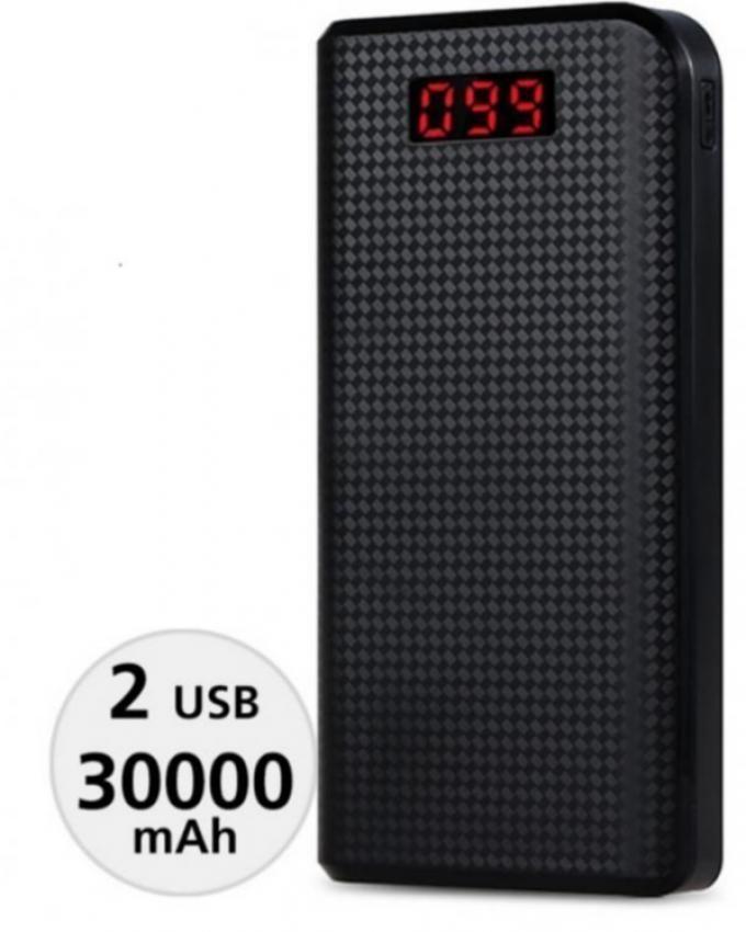 Proda Power Bank - 30000mAh - Black