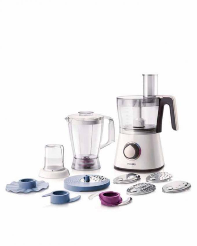 HR7761/00 - Viva Collection Food Processor - 750W - White