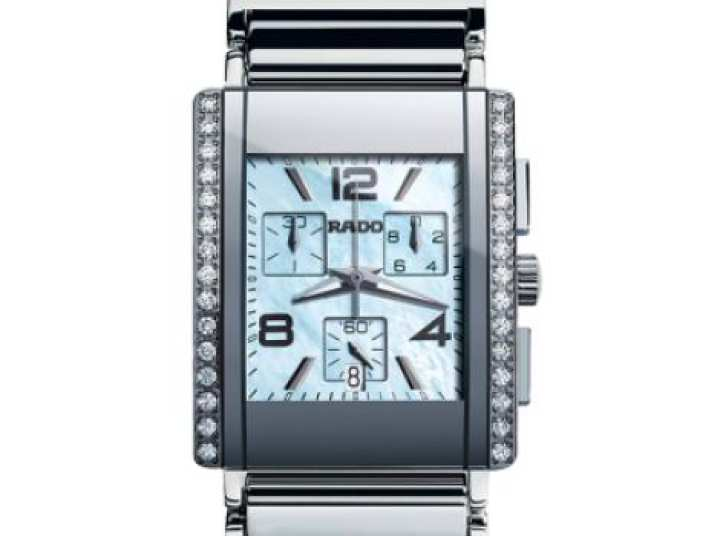 Rado Integral Mother of Pearl Watch for Men