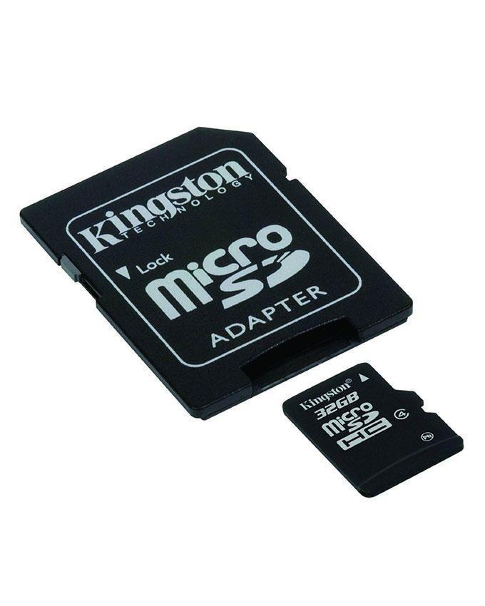Micro SD Card Kinstong 32GB - Black