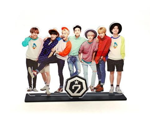 KPOP - Unofficial - GOT7 Acrylic Standee - Group