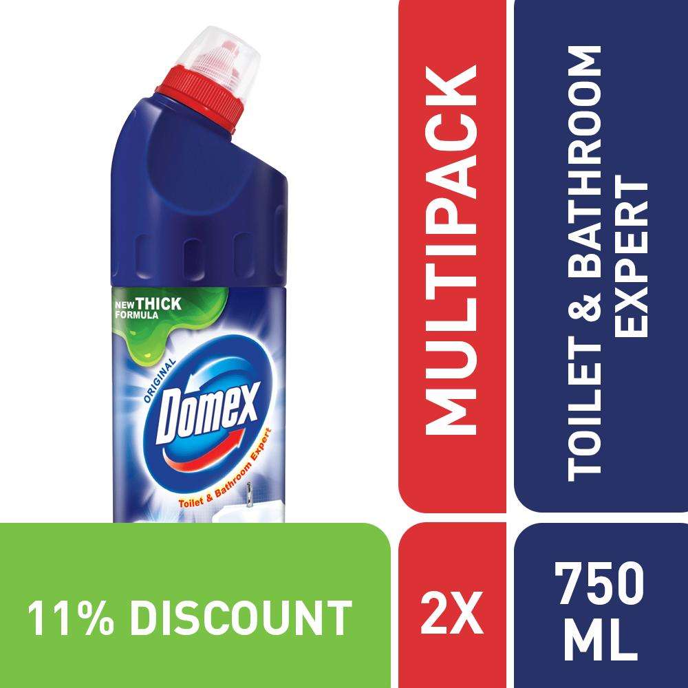 Domexgarmin Buy At Best Price In Pakistan Forerunner 620 Orange White 11 Off On Bundle Of 2 Domex Blue Toilet Cleaner 750ml