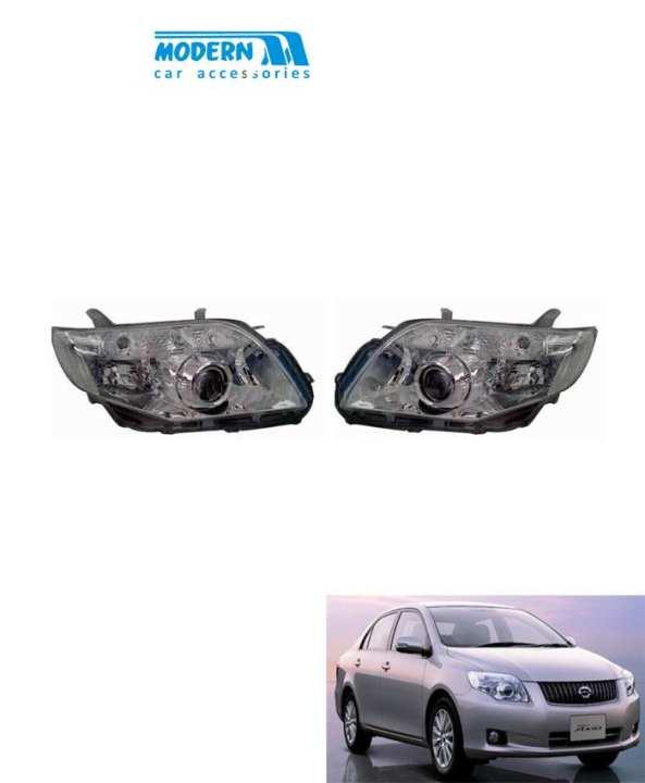 Toyota Corolla Axio Headlight - Model 2006-2012