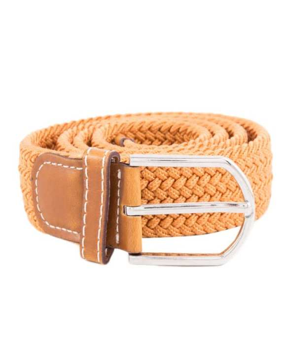 KOY WOVEN BRAIDED SPANDEX BELTS - THE CRISS-CROSS COLLECTION