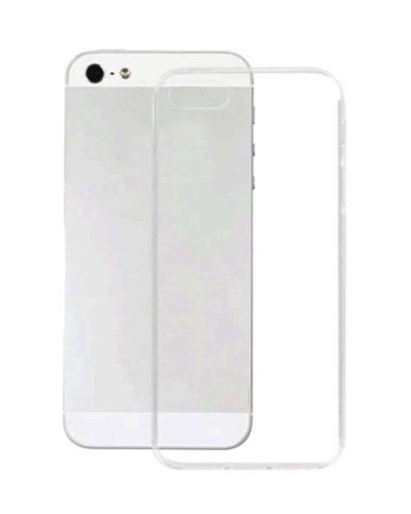Back Case For iPhone 5 - Transparent