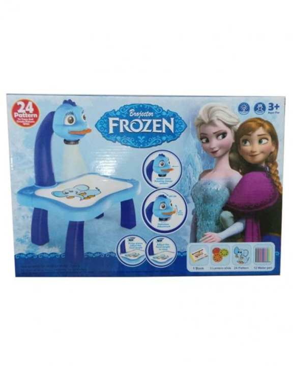 Frozen - Painting Projector