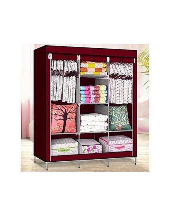 Original Ae88130 - Storage Wardrobe Cloth Organizer