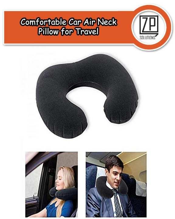 Comfortable Car Air Neck Pillow for Travel